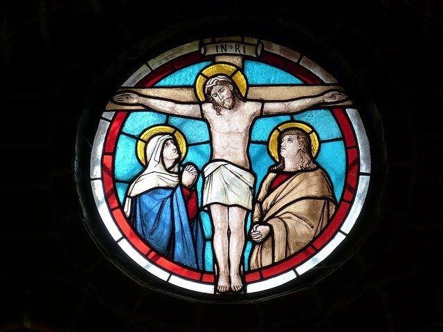 磔にされたイエスキリスト