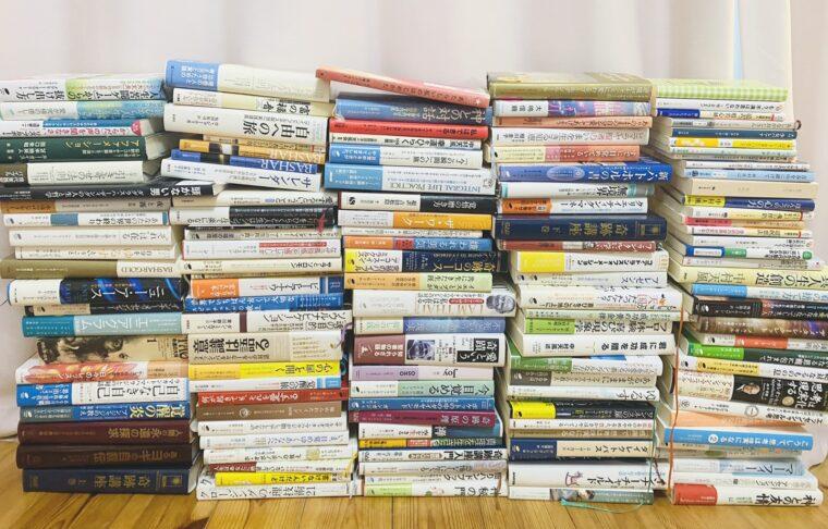 自宅の本たち