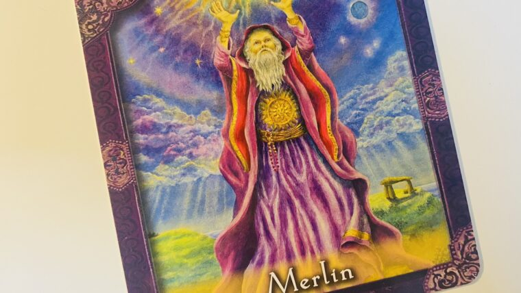 マーリンのオラクルカード