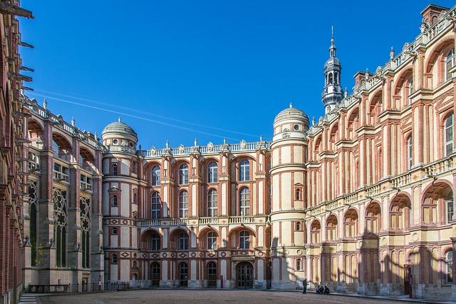 ヨーロッパの宮殿